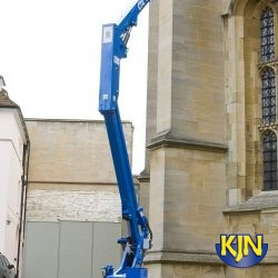Traccess 170 Track-mounted Access Platform