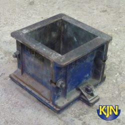 Concrete Test Cube Moulds 150mm/6""