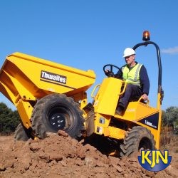 1 Tonne Hi-tip Dumper