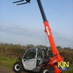 Manitou MT625T Telehandler