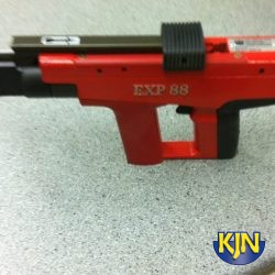 Nail Cartridge Gun (Masonry)