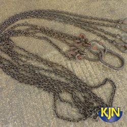 Lifting Chain 4 legs 3m 3 Tonne SWL