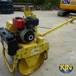 Bomag BW71E Single Drum Roller