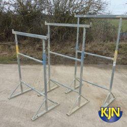 Galvanised Trestle - Adjustable
