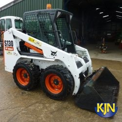 Bobcat S130 Skidsteer Loader