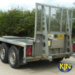 Twin Axle 2.0 Tonne (Gross Weight) with Loading Ramps