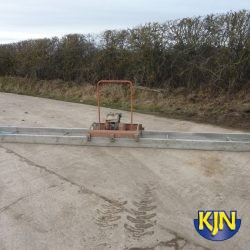 Screed Unit with Beams up to 6.2m