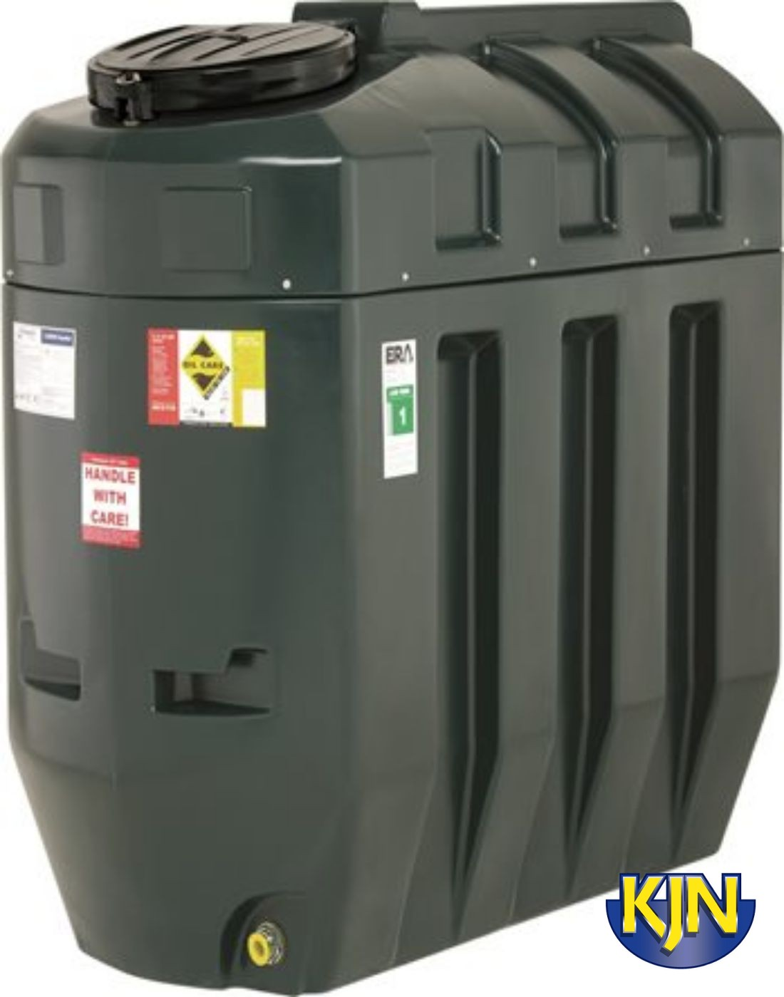 Harlequin 1100 Litre Bunded Tank With Apollo Gauge