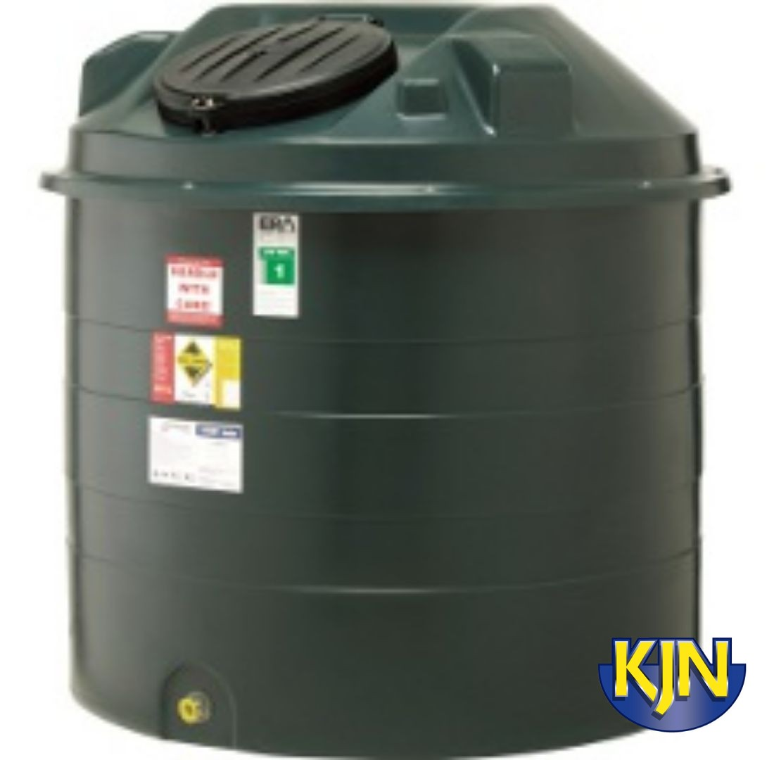 Harlequin 1450 Litre Bunded Tank With Apollo Gauge