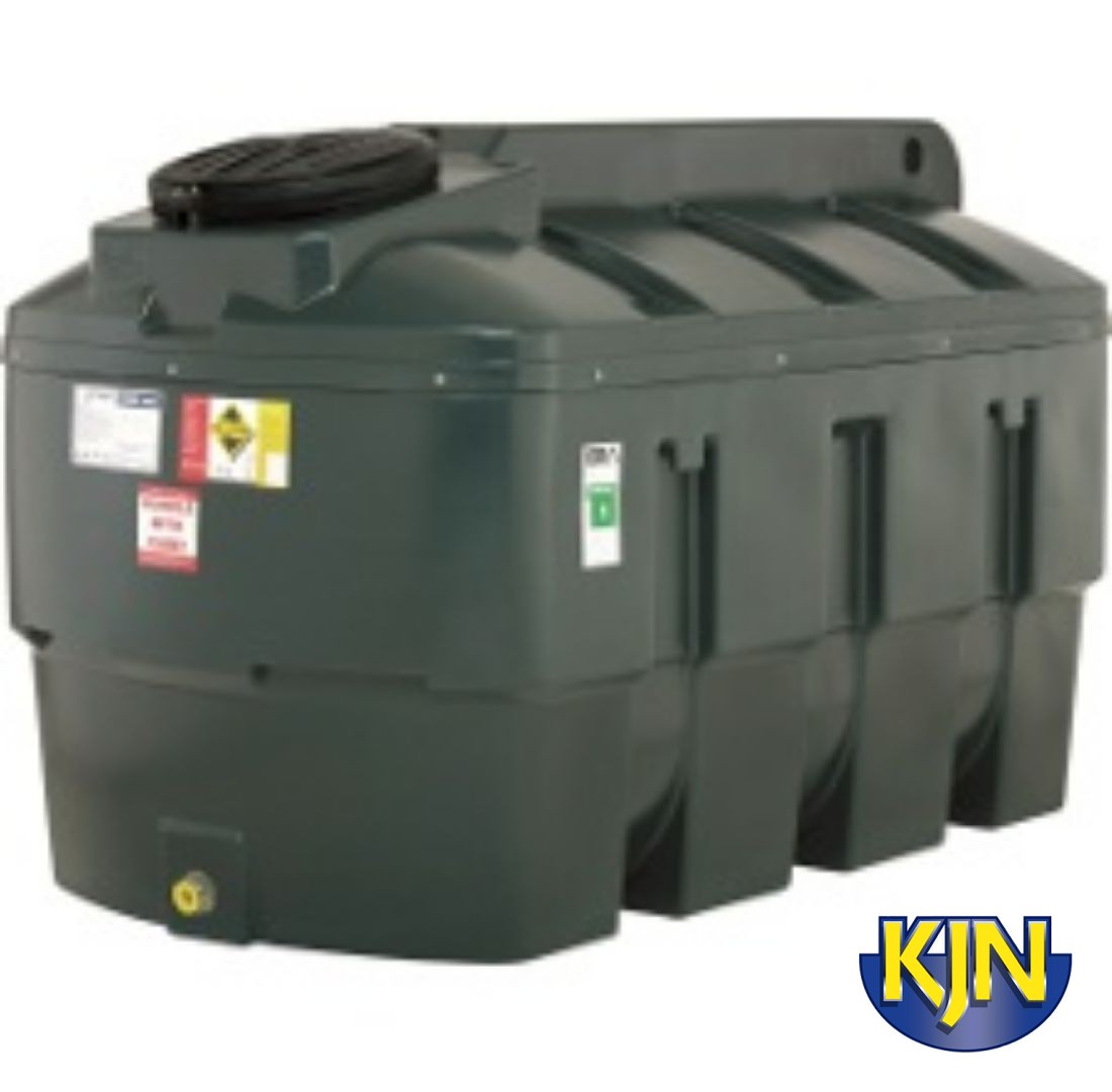 Harlequin 2000 Litre Bunded Tank With Apollo Gauge