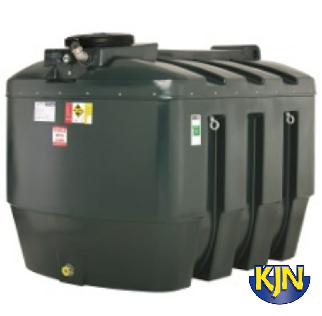 Harlequin 3500 Litre Bunded Tank With Apollo Gauge