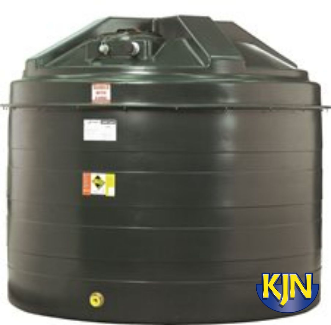 Harlequin 5400 Litre Bunded Tank With Apollo Gauge