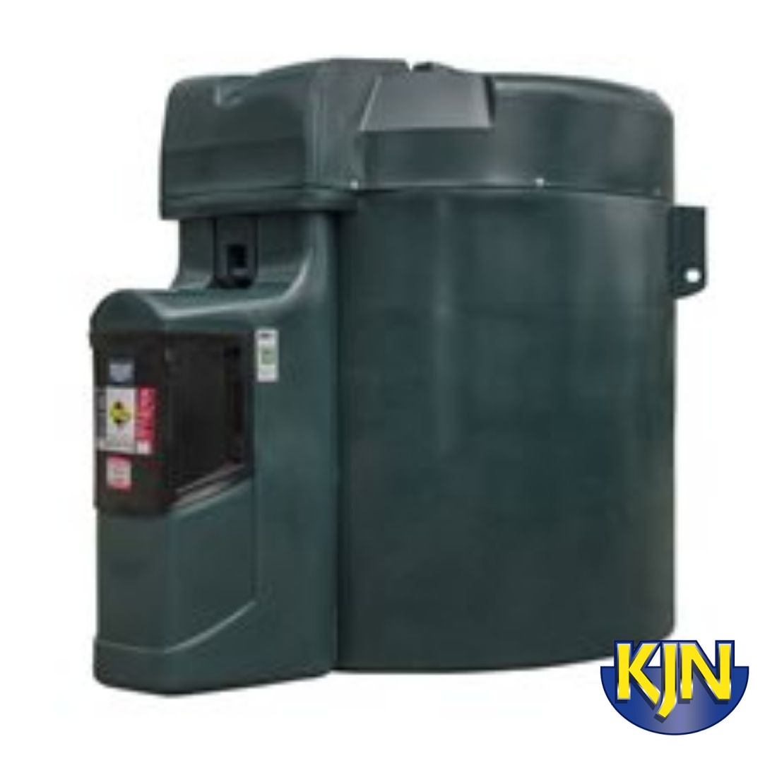 Harlequin 7500 Litre Bunded Tank With Apollo Gauge