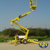 Niftylift 120T Trailer-mounted Platform