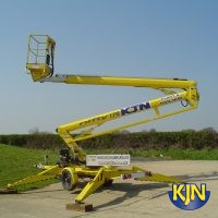 Niftylift 170 Trailer-mounted Platform