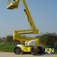 Niftylift HR15D 4WD Self-propelled Platform
