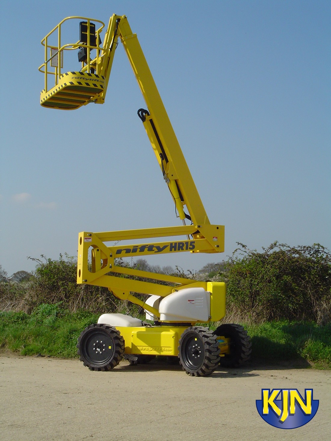 Niftylift HR15D 4WD Self-propelled Platform