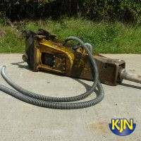 Indeco MES621 Hydraulic Breaker