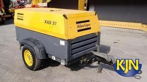 Compressor Base Machine 180cfm