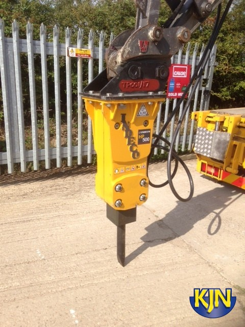 Indeco HP500 Hydraulic Breaker