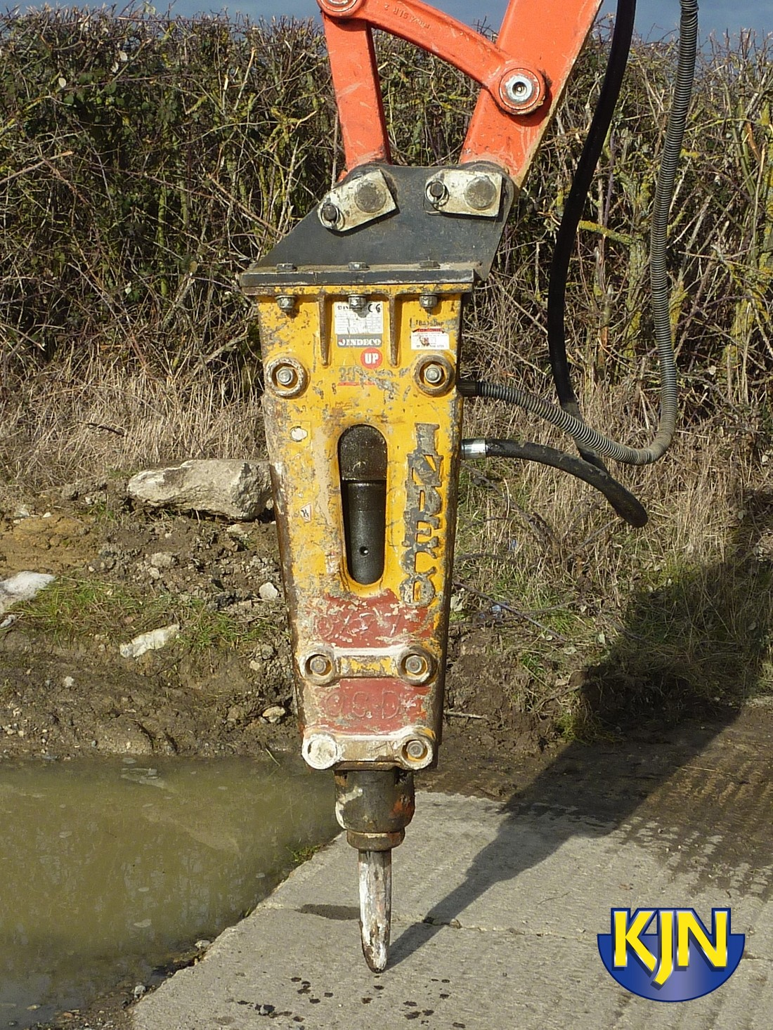 Indeco MES181/200 Hydraulic Breaker