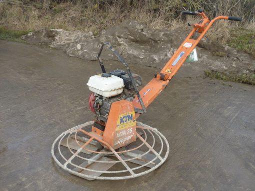 Concreting Power Float