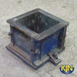 """Concrete Test Cube Moulds 150mm/6"""""""