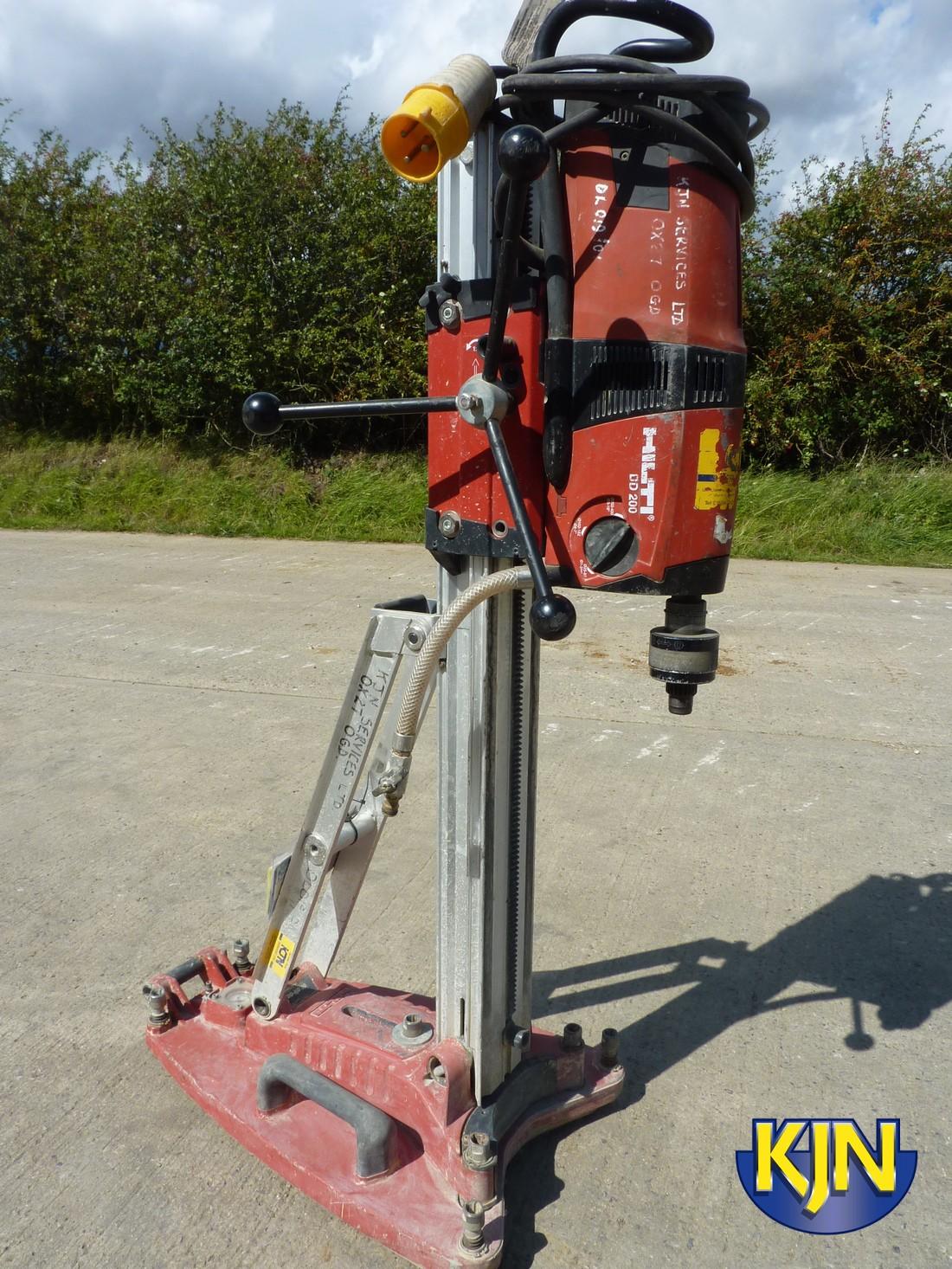 Hilti DD200 Diamond Core Drilling Rig