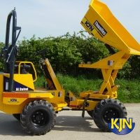 2.3 Tonne Swivel Dumper