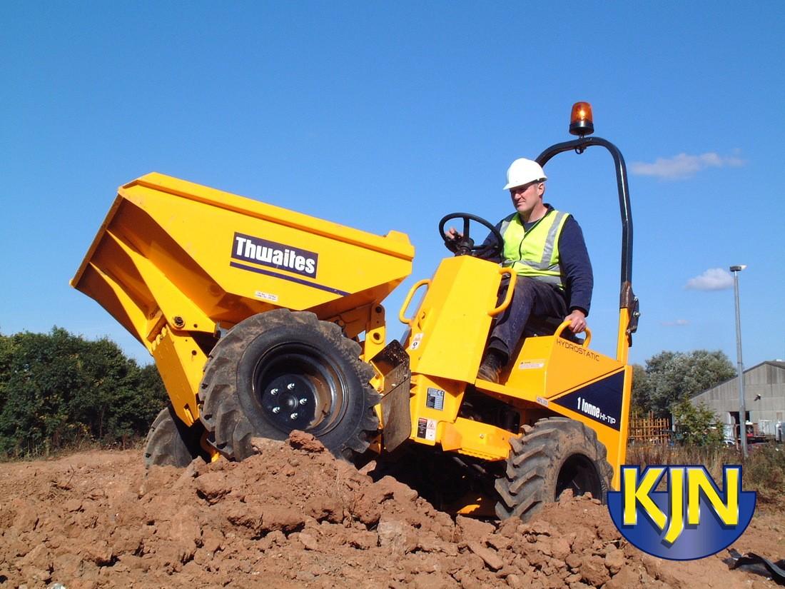 Excavators and Dumpers