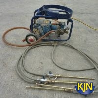 Damp Course Injection Machine