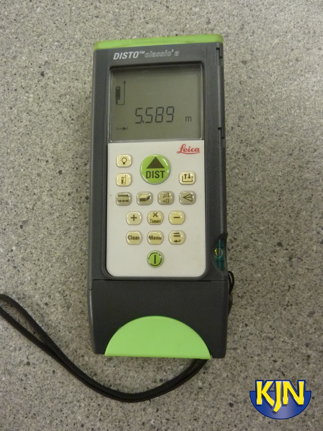 LEICA Laser Distance Meter for internal use