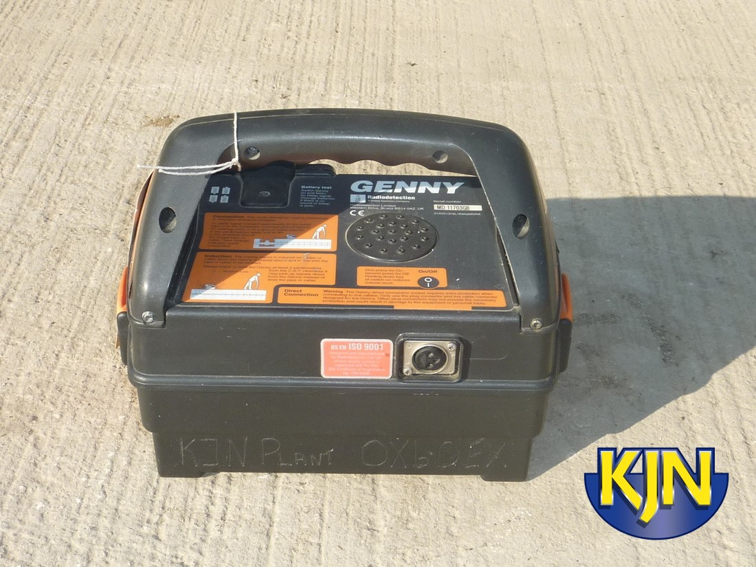 GENNY Signal Generator/transmitter