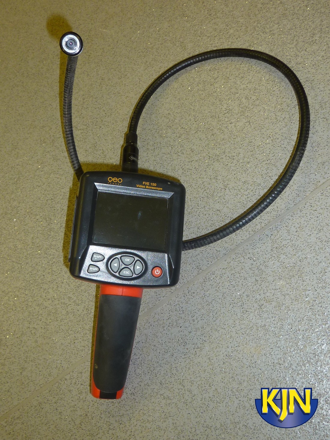 Video Borescope with 1m Snake