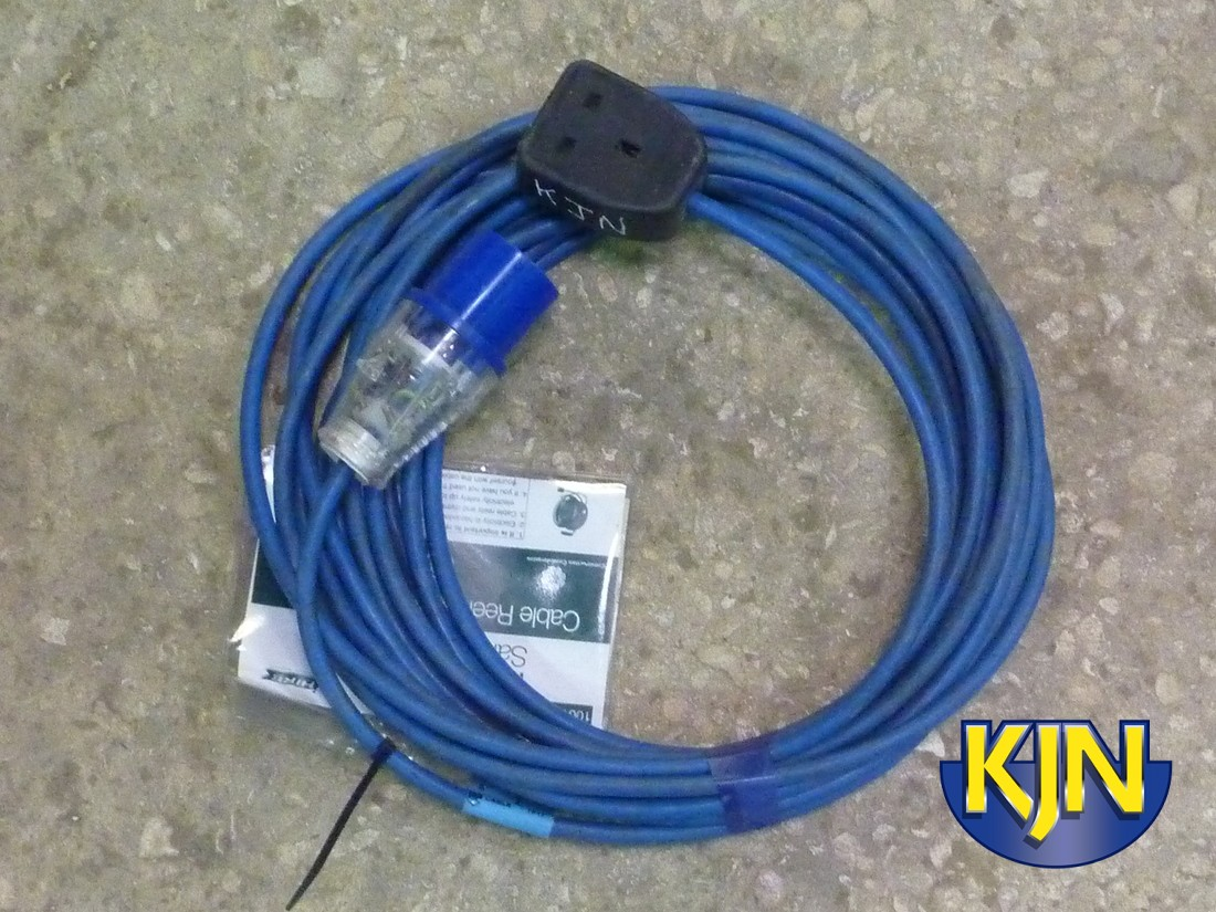 Extension Lead 110/230v 16amp - Loose