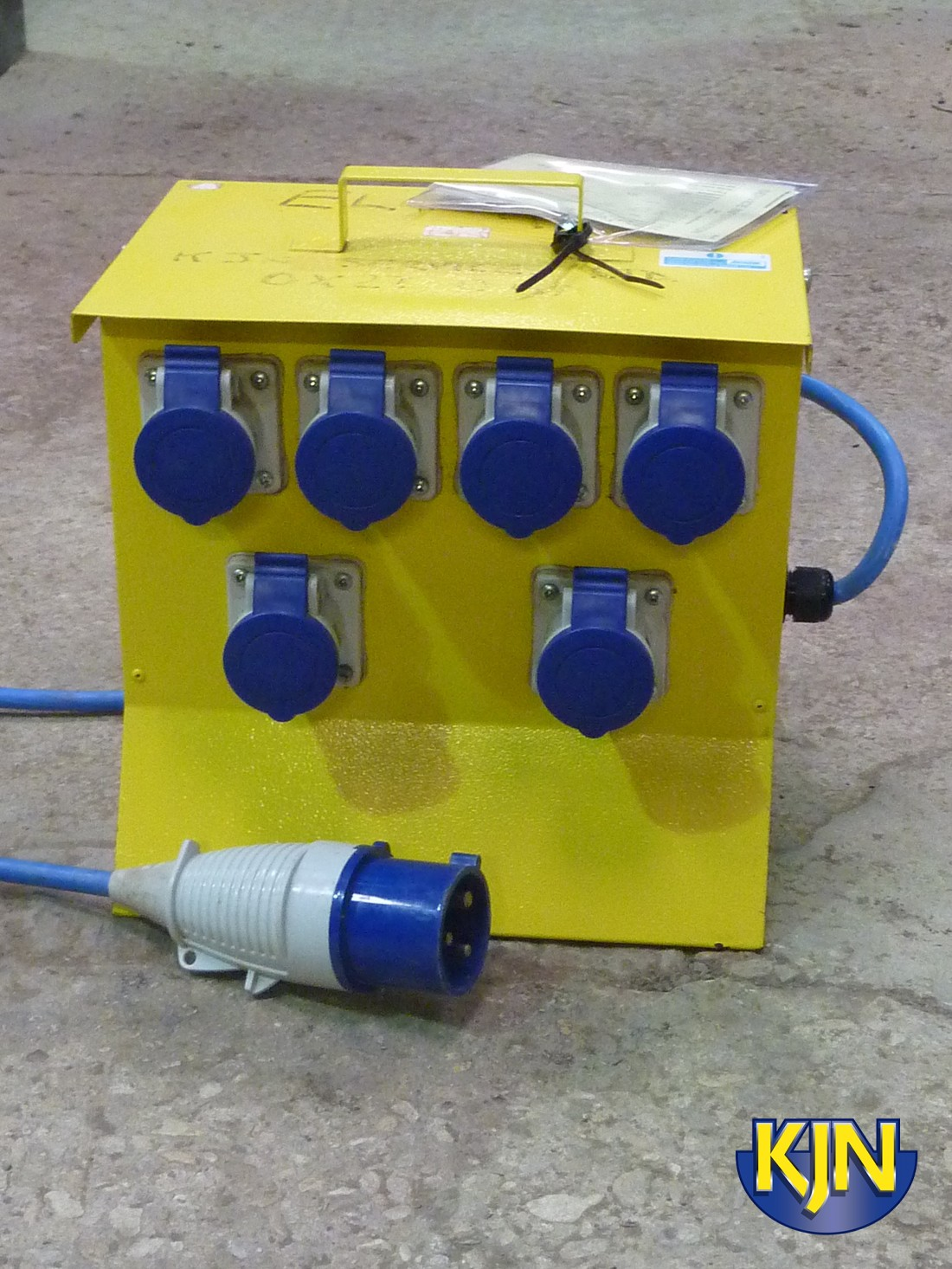 Splitter Box 6-Way, 230v/13
