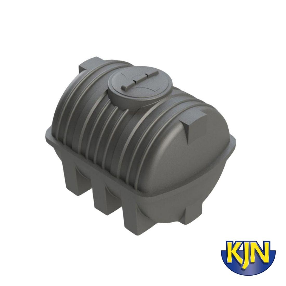 Enduramaxx 1000 Litre Slimline Horizontal Static Non-Potable Water Storage Tank