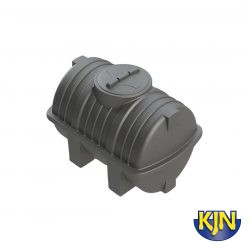 Enduramaxx 500 Litre Slimline Horizontal Static Non-Potable Water Storage Tank