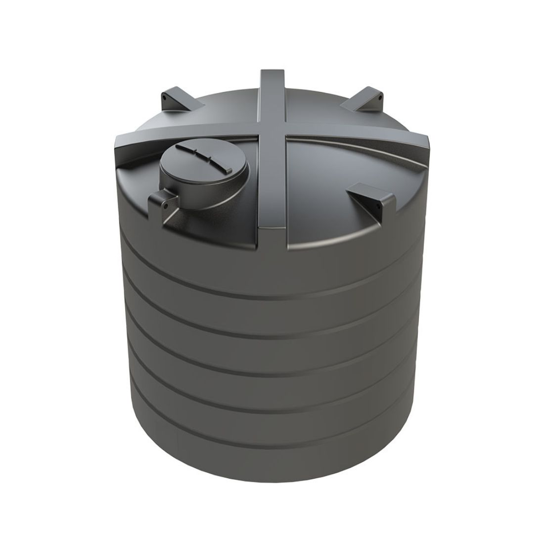 Enduramaxx 10,000 Litre Vertical Non-Potable Water Storage Tank