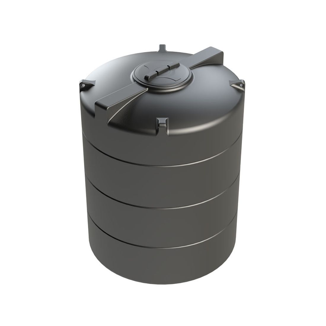 Enduramaxx 2,500 Litre Vertical Non-Potable Water Storage Tank