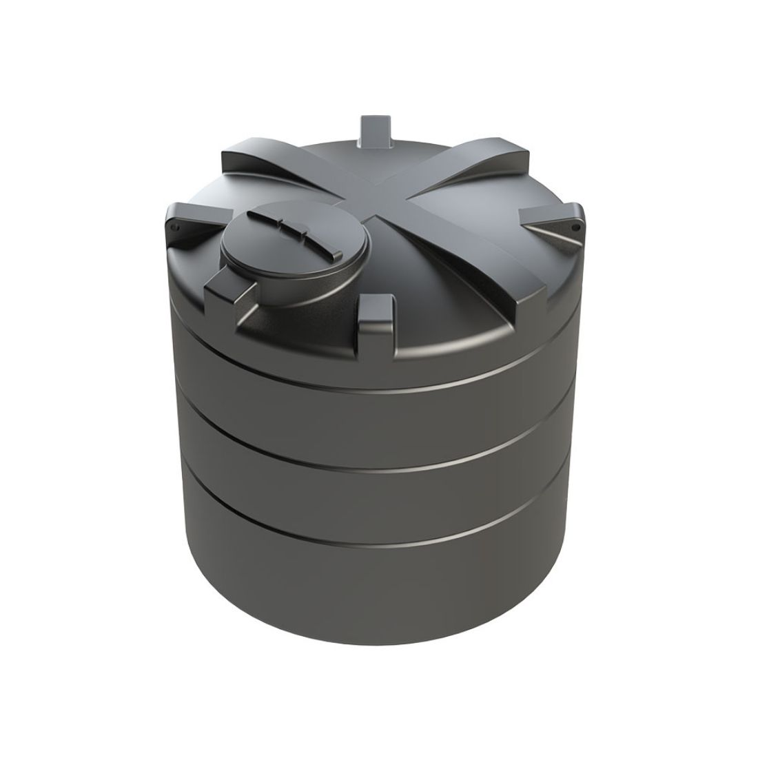 Enduramaxx 4,000 Litre Vertical Non-Potable Water Storage Tank