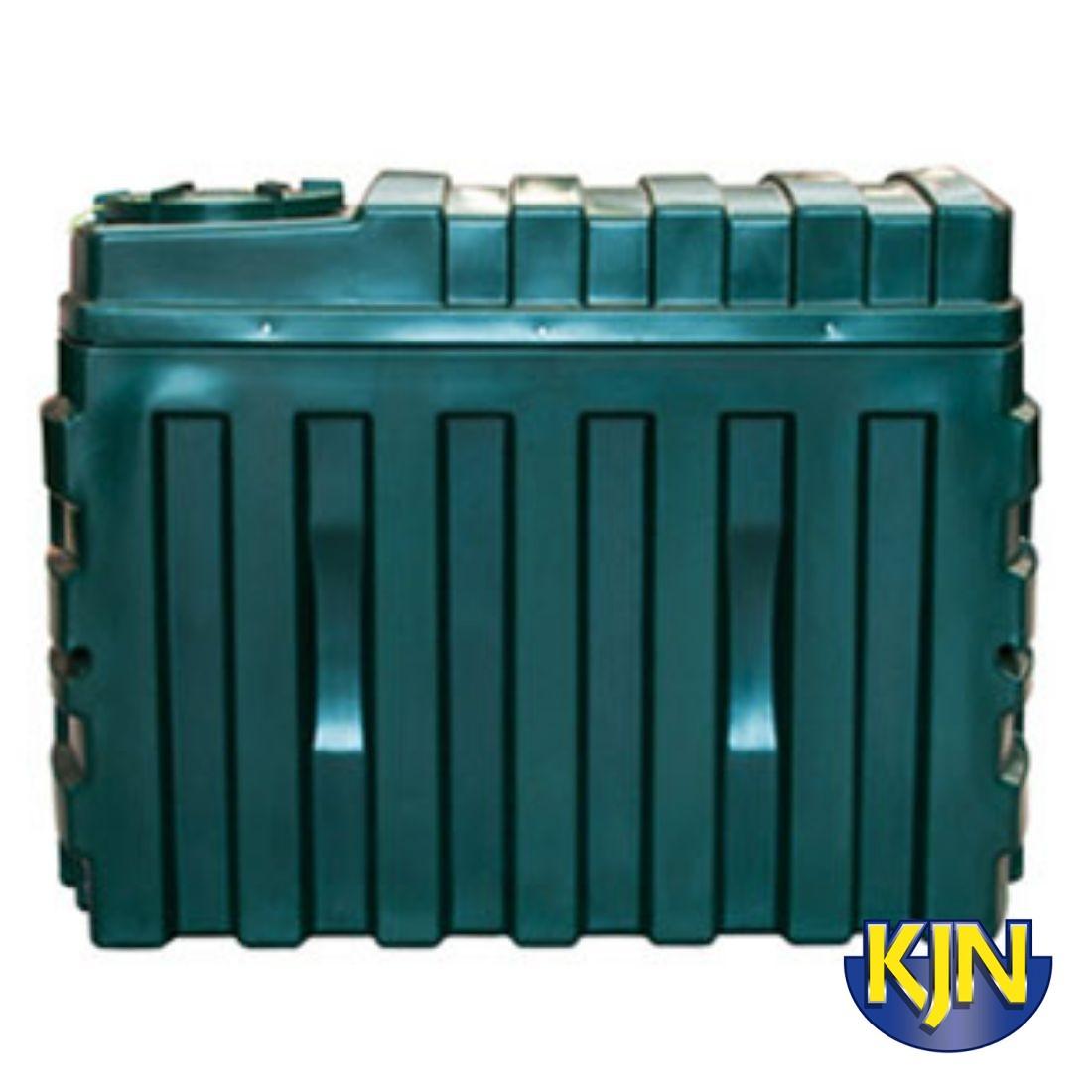 Titan Ecosafe Bunded Oil Tank 1000 Litre Bottom Or Top Outlet