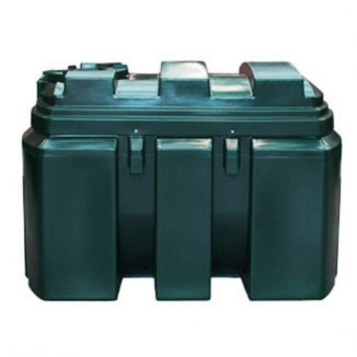 Titan Ecosafe Bunded Oil Tank 1300 Litre Bottom Or Top Outlet