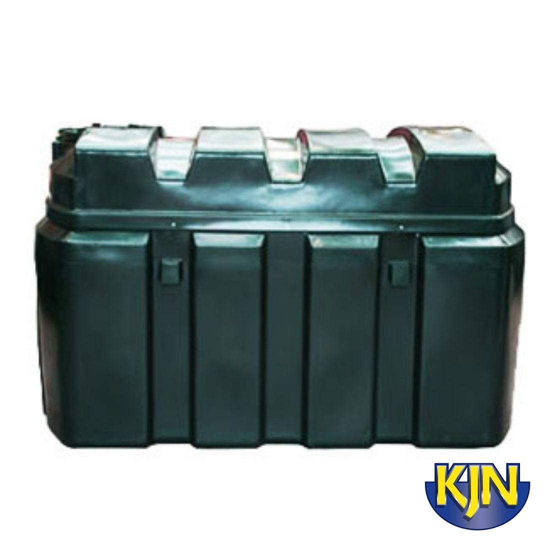 Titan Ecosafe Bunded Oil Tank 2500 Litre Bottom Or Top Outlet