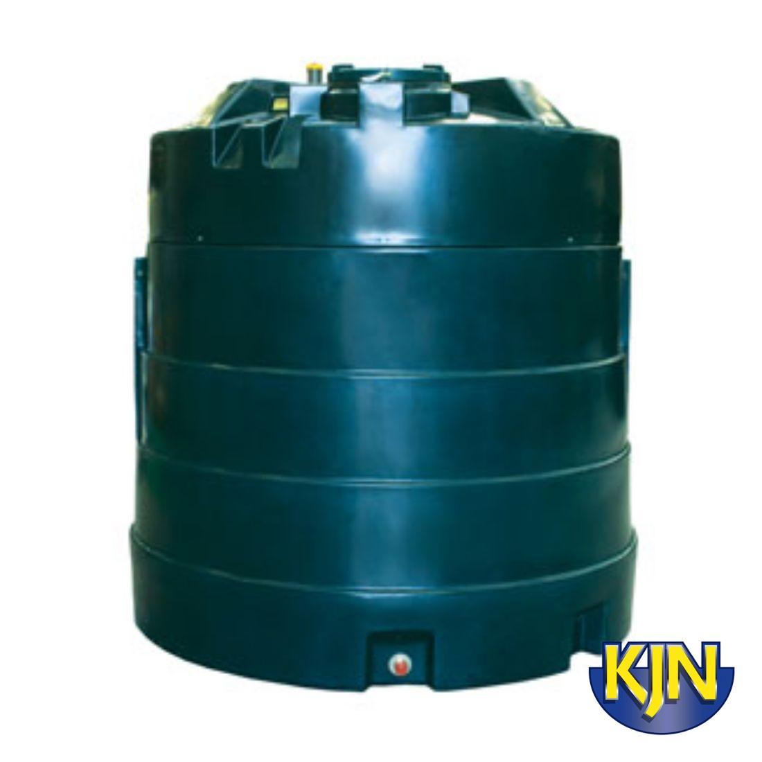 Titan Ecosafe Bunded Oil Tank 5000 Litre Bottom Or Top Outlet