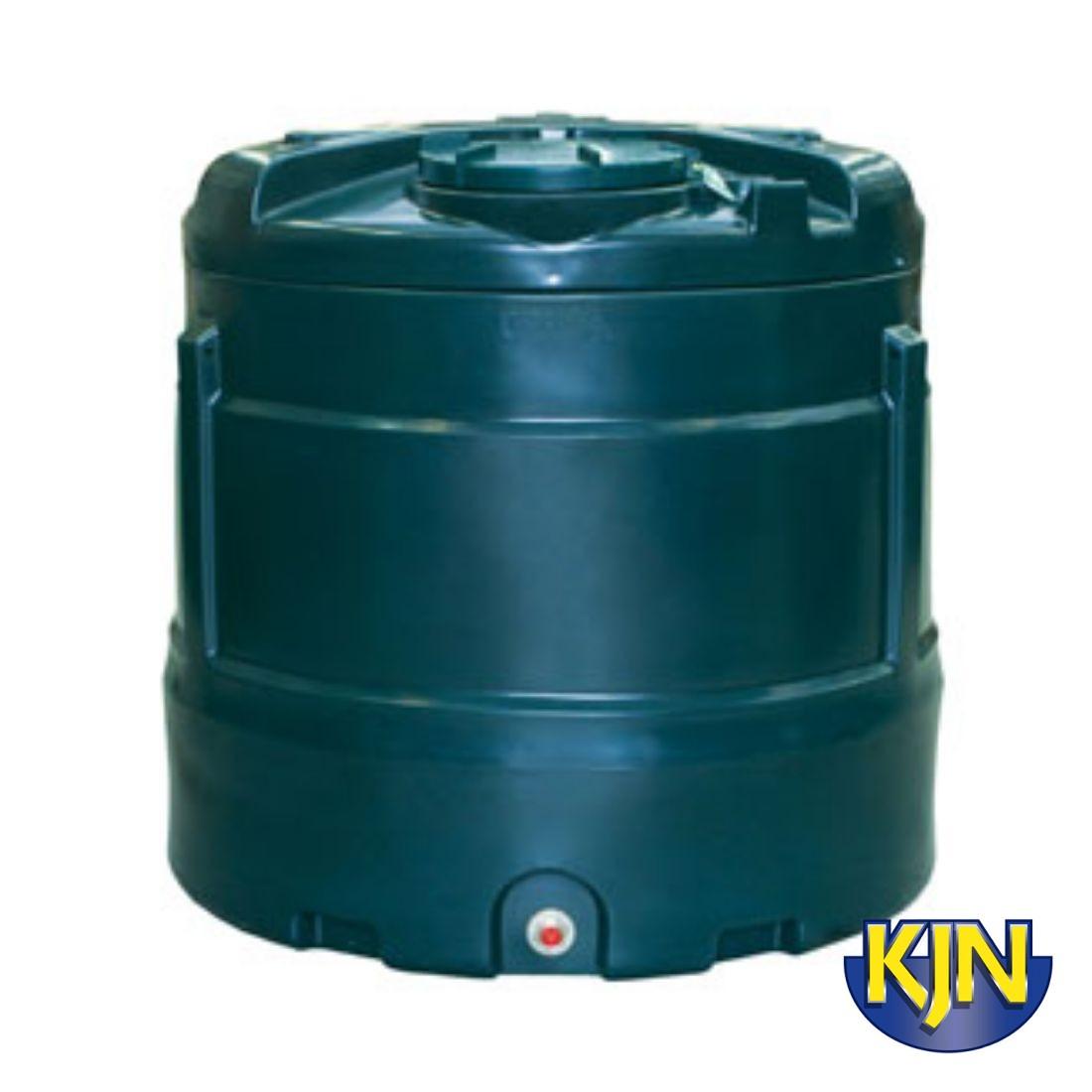 Titan Ecosafe  Bunded Vertical Tank 1300 Litre Bottom Or Top Outlet