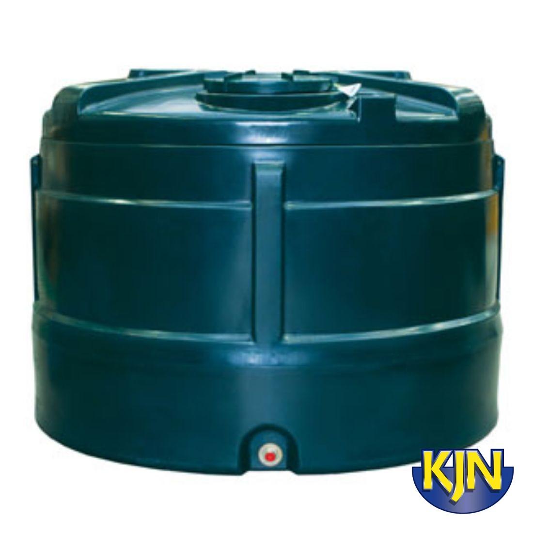 Titan Ecosafe  Bunded Vertical Tank 2500 Litre Bottom Or Top Outlet