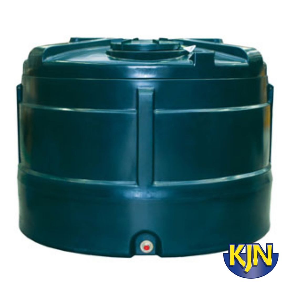 Titan Ecosafe  Bunded Vertical Tank 2500 Litre Bottom Or Top Outlet