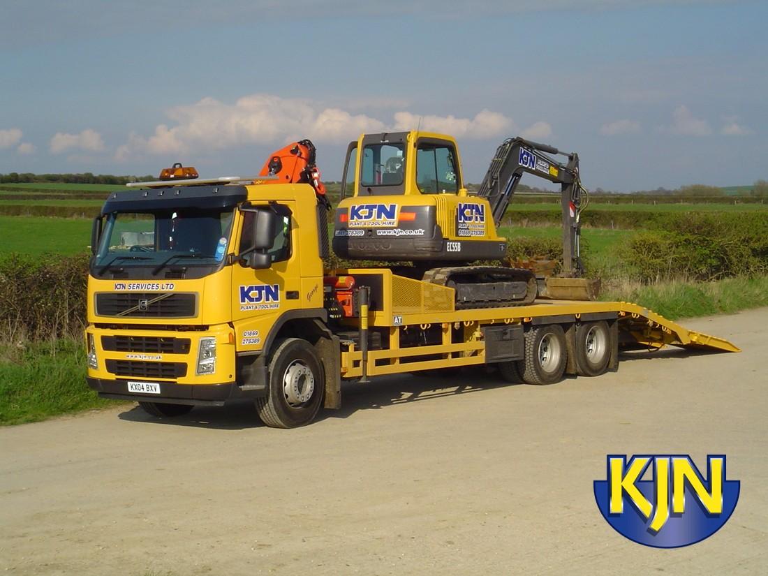 Volvo EC55C 5.7 Tonne Excavator