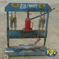 "Block Cutter 600 x 230mm/24"" x 9"" hydraulic"